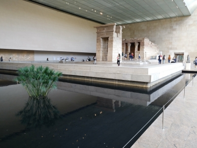 Metropolitan. El templo de Dendur