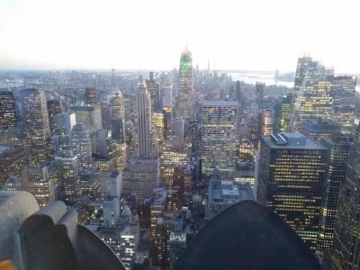 Manhattan desde el Top of the Rock