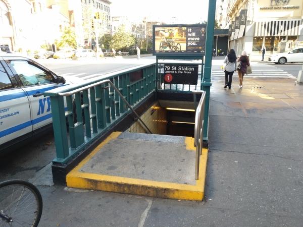 Metro, estación 79th Street